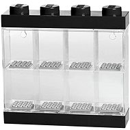LEGO Collector Box for 8 Figurines Black - Storage Box