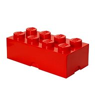 Storage Box LEGO 250 x 500 x 180mm - red