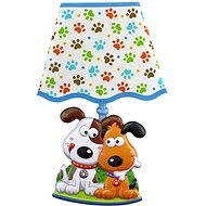 Children's Wall Lamp - Dogs