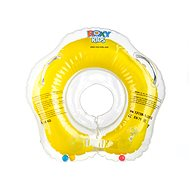 Floating neck collar Flipper yellow - Inflatable Toy