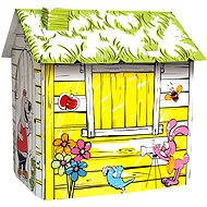 Cardboard house - Farm - Children's Playhouse