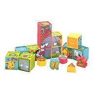 Educational Cubes in a Box Toy