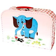 Children's Suitcase - Little Mole and Elephant - Small Carrying Case