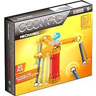 Geomag - Mechanics 33 pieces - Magnetic Building Set