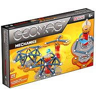 Geomag - Mechanics 146 pieces - Magnetic Building Set