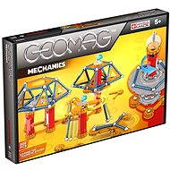 Geomag - Mechanics 222 pieces - Magnetic Building Set