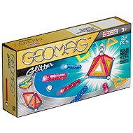 Geomag - Glitter 22pcs - Magnetic Building Set