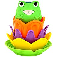 Munchkin – Magic colour stackers - Frog - Water Toy
