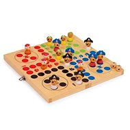 Wooden games - Ludo, pirates - Board Game