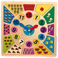 Educational Puzzle - Telling Time