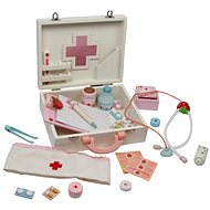 Wooden Doctor Case - Isabel - Costume Accessory