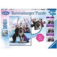 Ravensburger 105571 Disney Frozen Differences - Puzzle