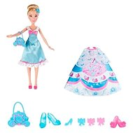 Disney Princess - Cinderella with spare clothes - Doll