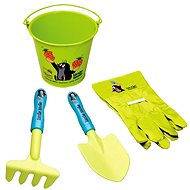 Bino Mole - Large garden set with a bucket