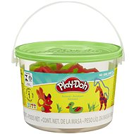 Play-Doh - Mini Animal Activities Bucket, Cups and Moulds - Creative Kit