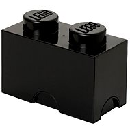LEGO storage box 125 x 250 x 180 mm - black - Storage Box