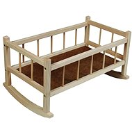 Cradle for dolls - Doll Furniture