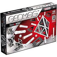 Geomag - Panels Black/White 68 Pieces - Magnetic Building Set