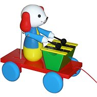 Pull dog ??with xylophone - Push and Pull Toy