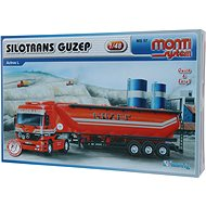 Monti system 57 - Silotrans Guzep Actros L-MB 1:48 - Building Kit