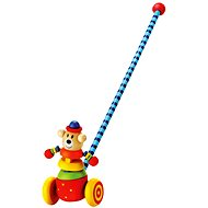 Bear on a stick - Push and Pull Toy
