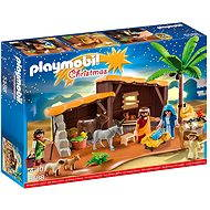 PLAYMOBIL® 5588 Nativity Stable with Manger - Figure