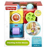 Fisher-Price Action Blocks - Educational Toy
