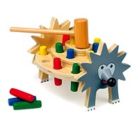 Hedgehog Mallet and Pegs Set