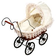Pram for Antique Dolls