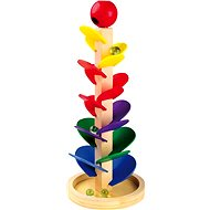 Ball Helter Skelter with sound effects - Educational Toy