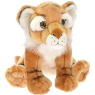 Sitting Tiger - Plush Toy