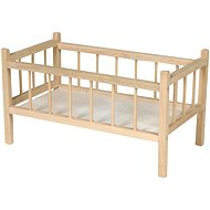 Toy Doll Cot - Doll Furniture