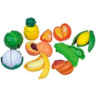 Redbox Peelable Fruits and Vegetables - Game set
