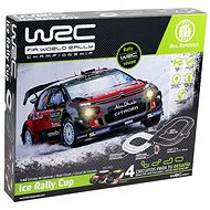 WRC Ice Rally Cup 1:43 - Slot Car Track