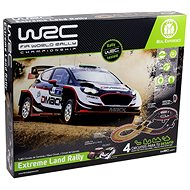 WRC Extreme Land Rally 1:43 - Slot Car Track