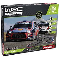 WRC Rally Turini 1:43 - Slot Car Track