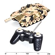 Wiky Remote Control Battle Tank