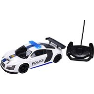 Wiky RC Police Car - RC Remote Control Car