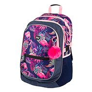 Flamingo - School Backpack