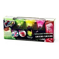 So Slime 3 Pack - Shines in the Dark - Creative Kit