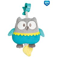 Canpol babies Turquoise Owl - Toddler Toy