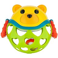 Canpol Babies Green Teddy Bear - Baby Rattle