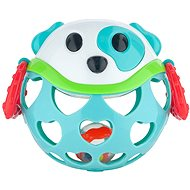 Canpol babies Blue Dog - Baby Rattle