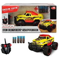 Dickie RC Desert Supreme - RC Remote Control Car