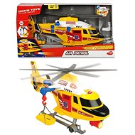 Dickie Rescue Helicopter - Toy Vehicle