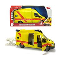 Dickie Ambulance Van - Toy Vehicle