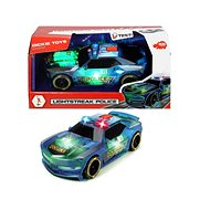 Dickie Police Car Lightstreak - Toy Vehicle