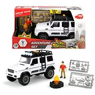 Dickie Mercedes V8 Adventure Set - Toy Vehicle