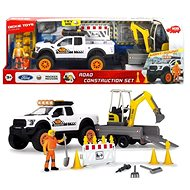 Dickie Road Construction Set - Toy Vehicle