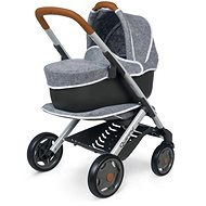 Smoby Maxi-Cosi & Quinny, Combined, Grey - Doll Stroller